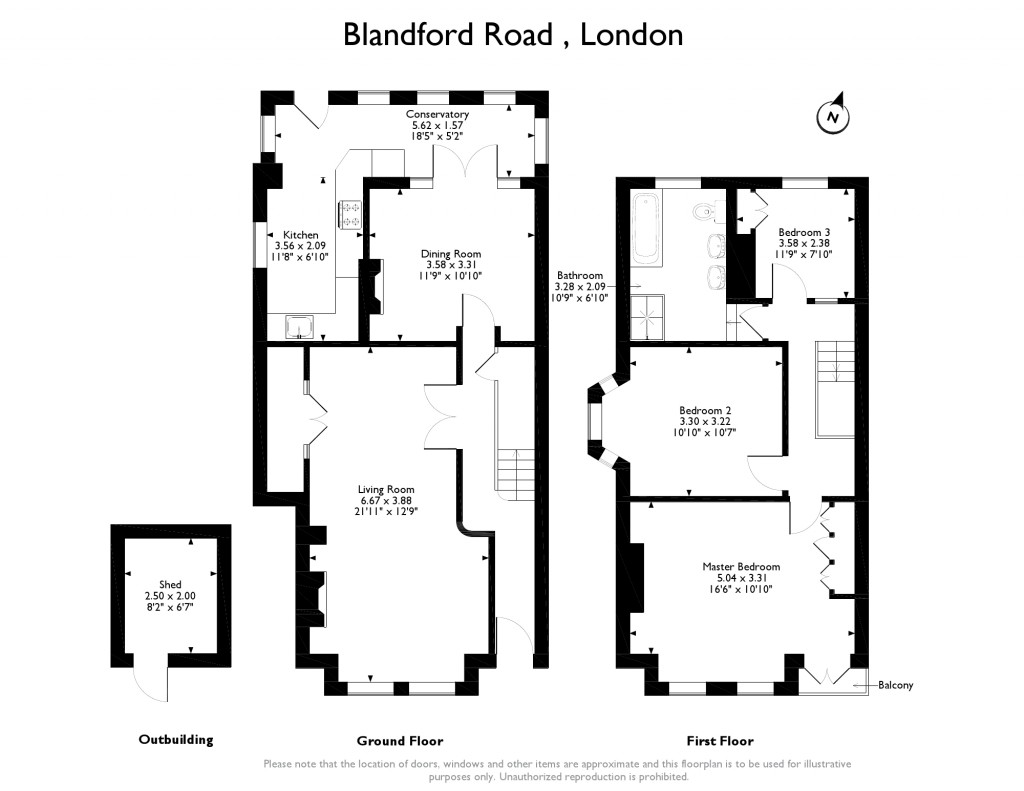 Blandford road london greater london w5 my tepilo for Blandford homes floor plans